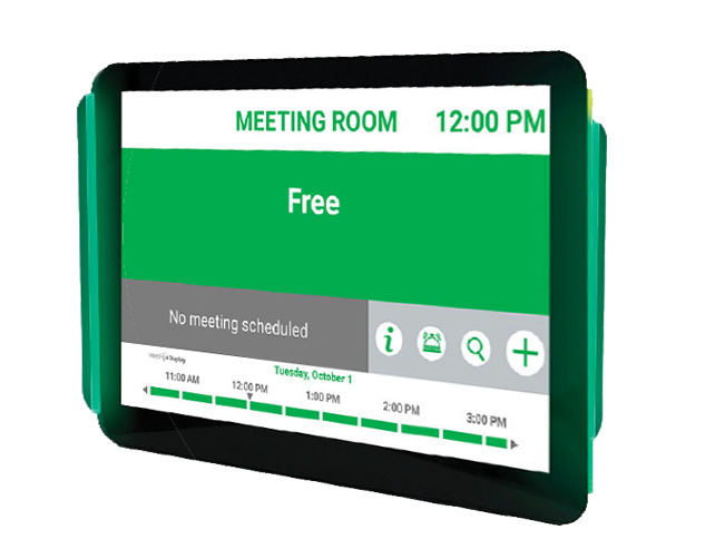10.1 inch screen display Meeting Manager